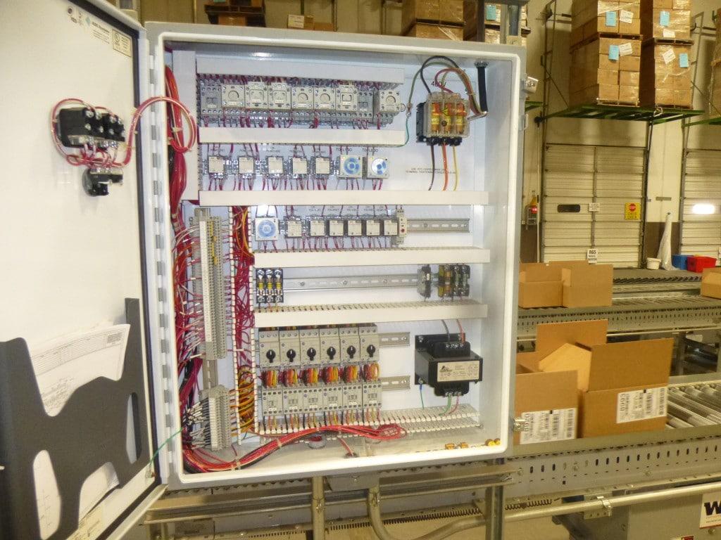 Ingalls Conveyors Inc Electrical Controls