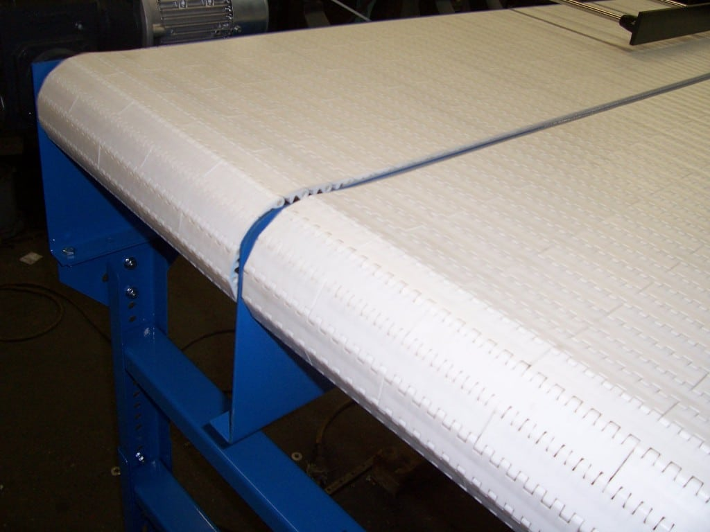 Ingalls Conveyors Inc Modular Belt Conveyors