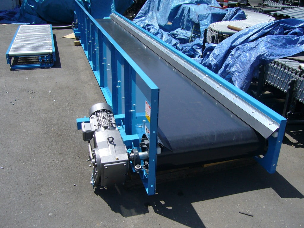 Ingalls Conveyors Inc Recycling Conveyors